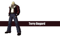 Terry Bogard - The King of Fighters [2] wallpaper 2880x1800 jpg