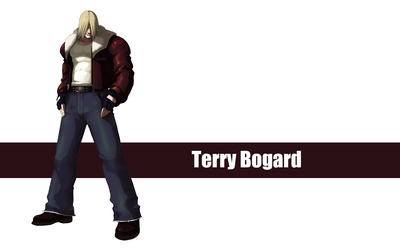 Terry Bogard - The King of Fighters [2] wallpaper