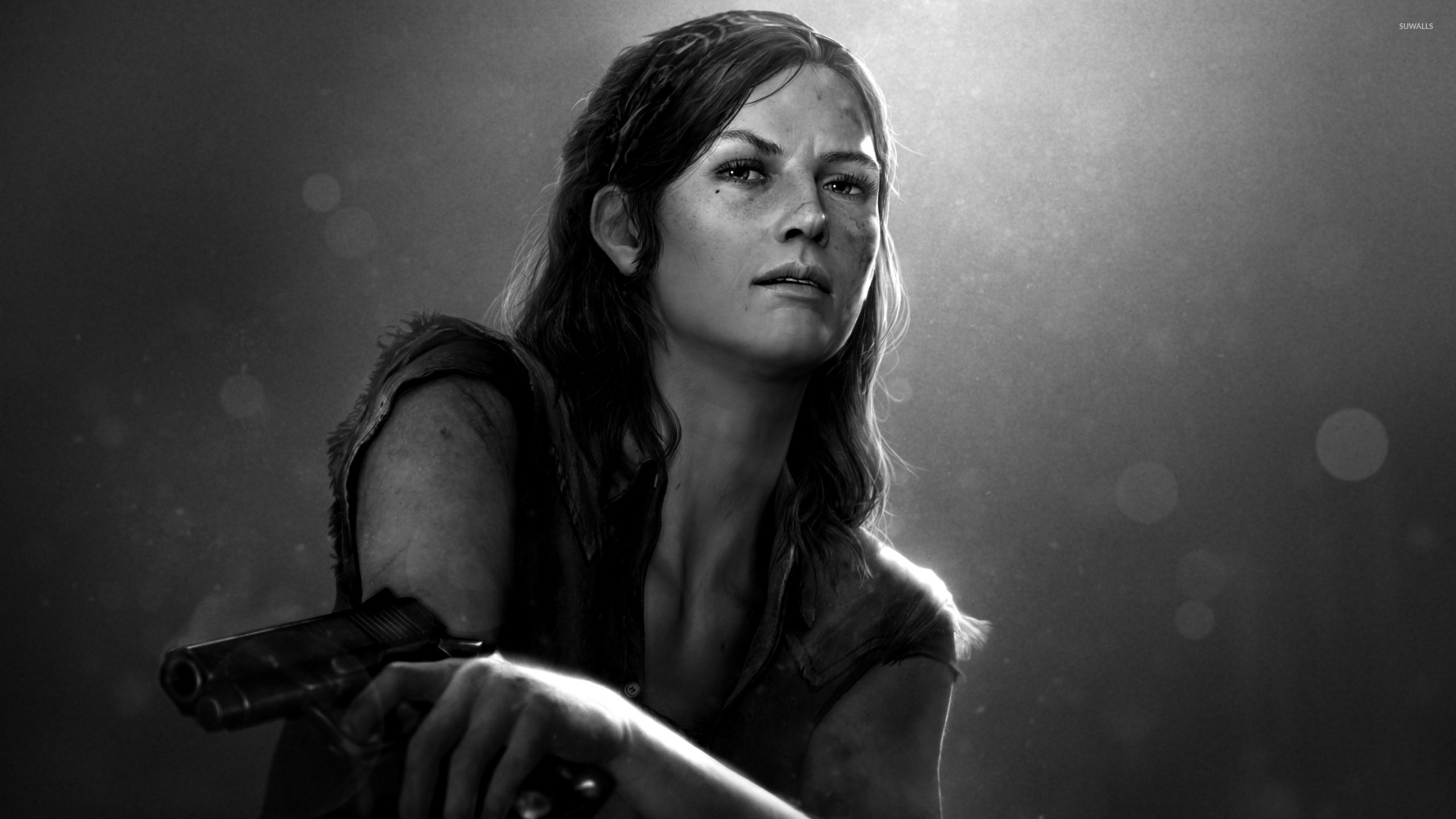 Tess The Last Of Us Wallpaper Game Wallpapers 20912