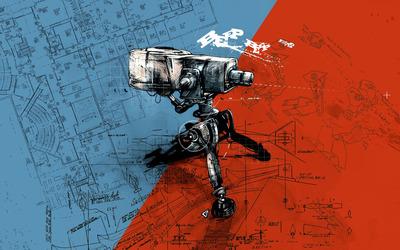 TF2 Sentry Gun wallpaper