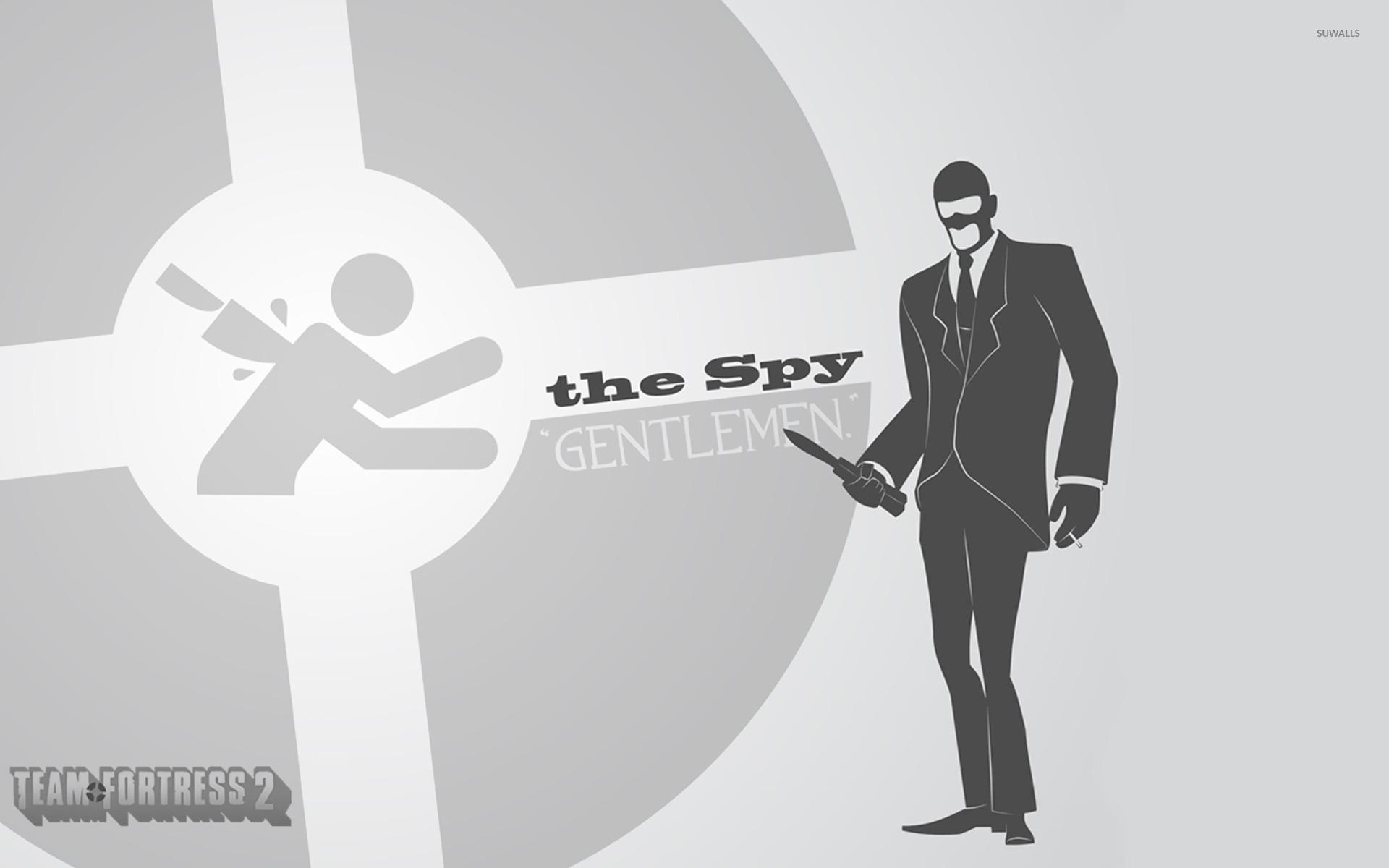TF2 Spy Wallpaper