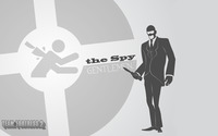 TF2 Spy wallpaper 1920x1200 jpg