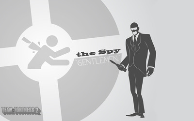 TF2 Spy wallpaper
