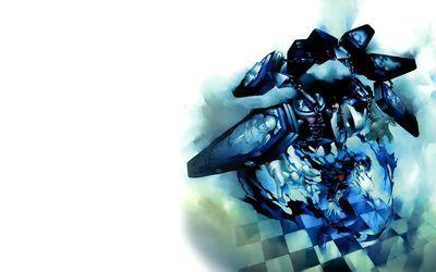 Thanatos - Persona 3 wallpaper