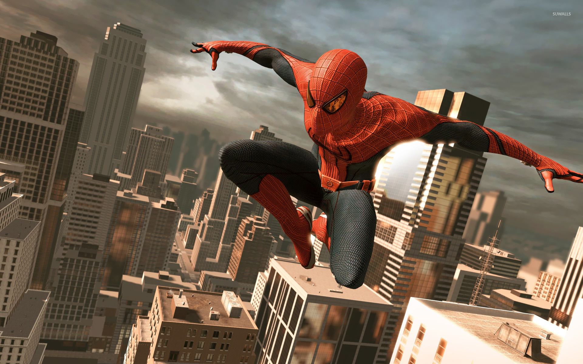The Amazing Spider Man 6 Wallpaper Game Wallpapers 17820