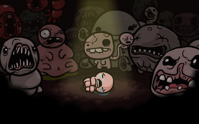 The Binding of Isaac wallpaper