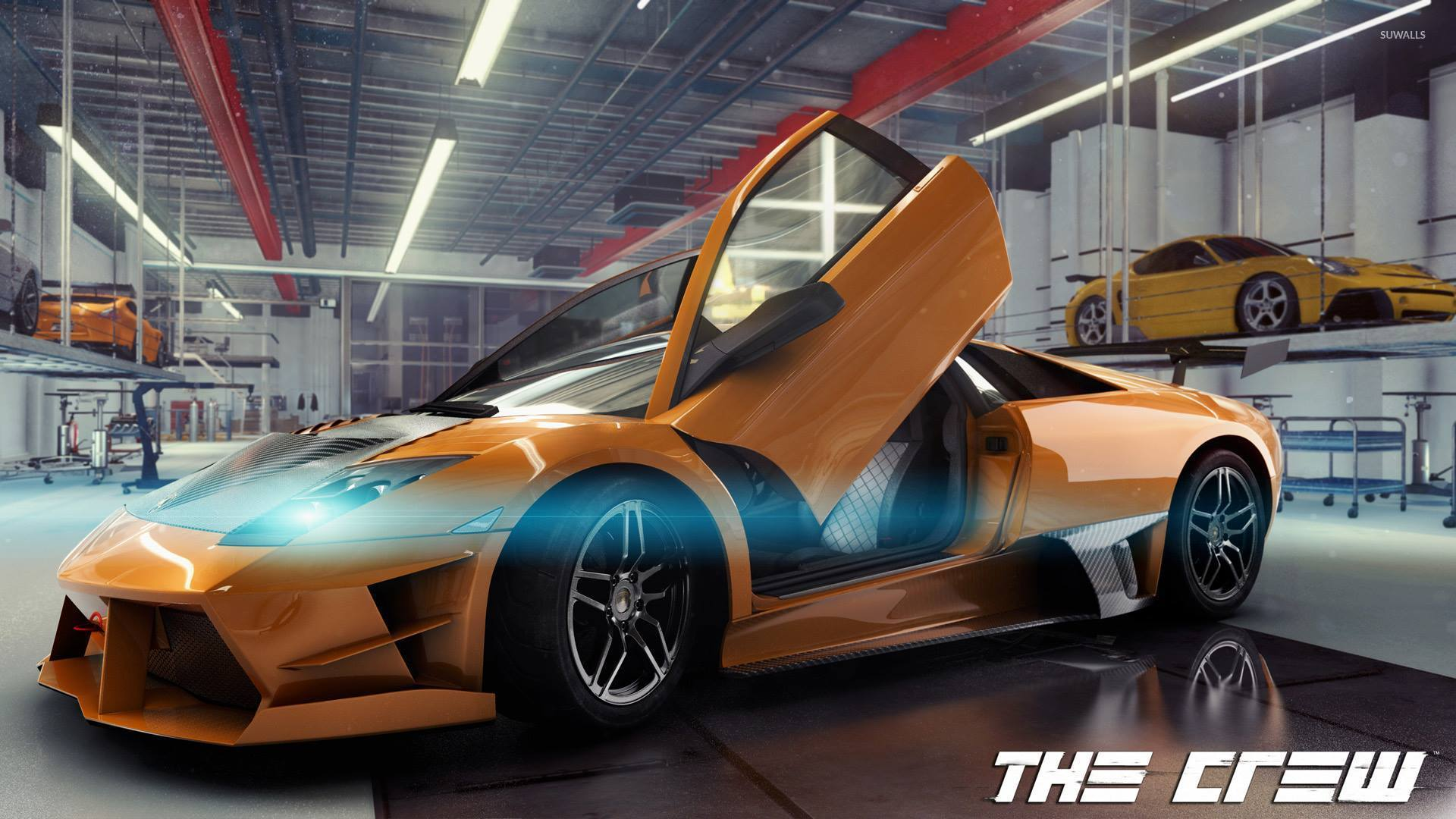 The Crew [5] wallpaper - Game wallpapers - #25969
