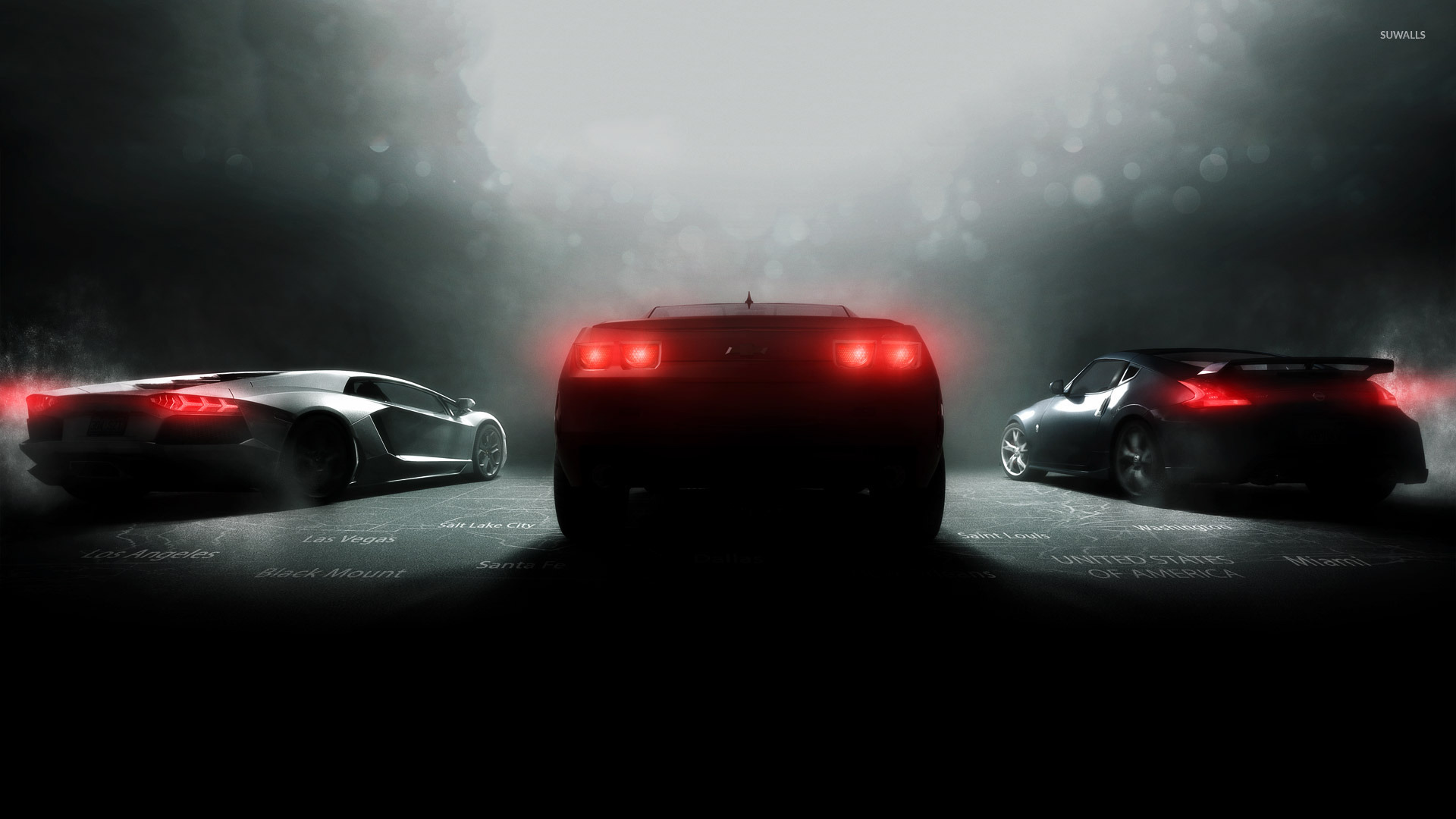 The Crew [2] wallpaper - Game wallpapers - #26076