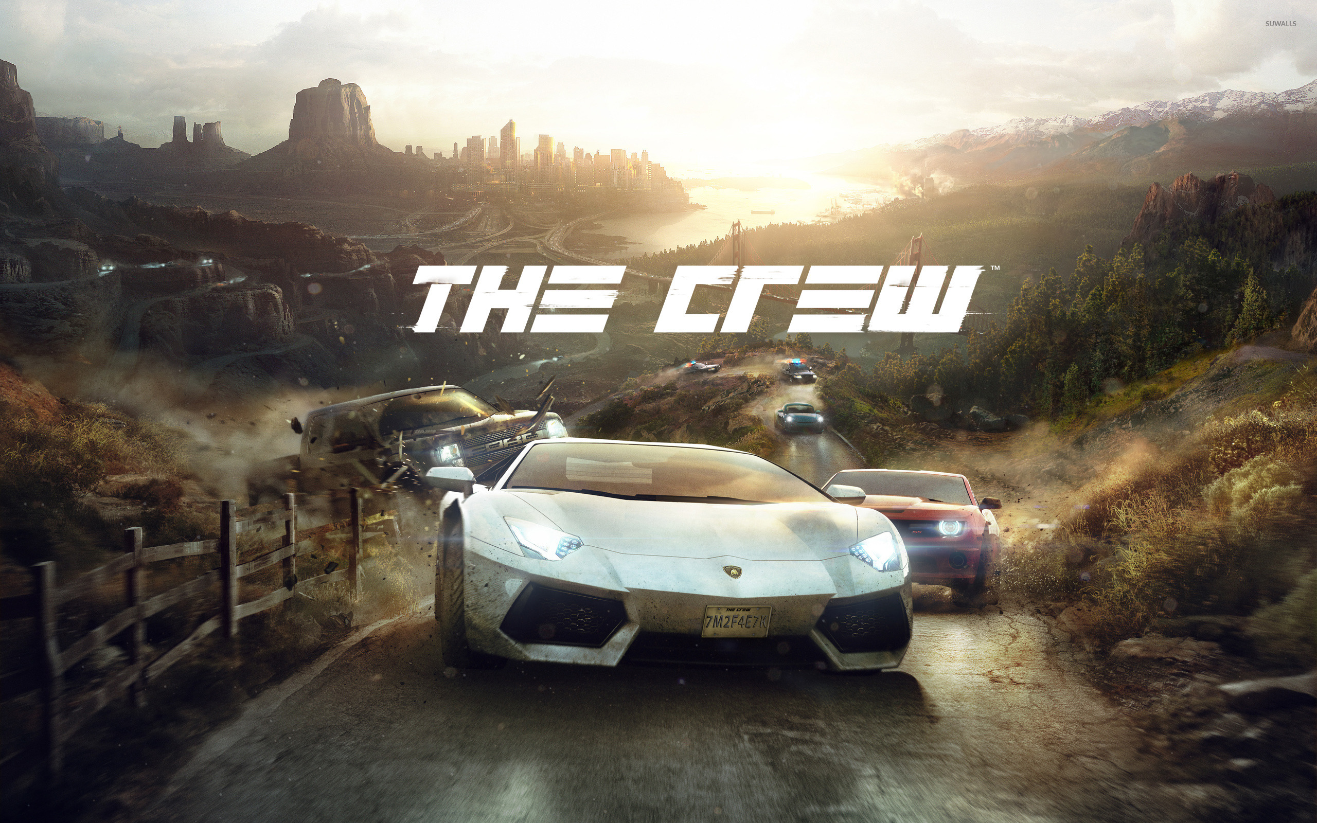 The Crew [9] wallpaper - Game wallpapers - #26609