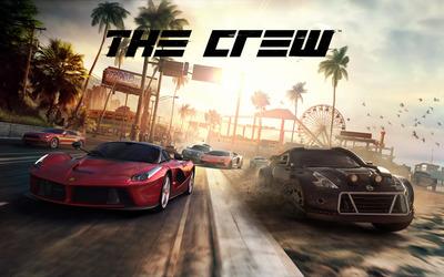 The Crew Wallpaper