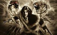 The Darkness II wallpaper 1920x1200 jpg
