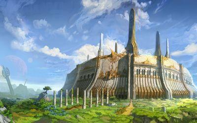 The Elder Scrolls IV: Oblivion wallpaper