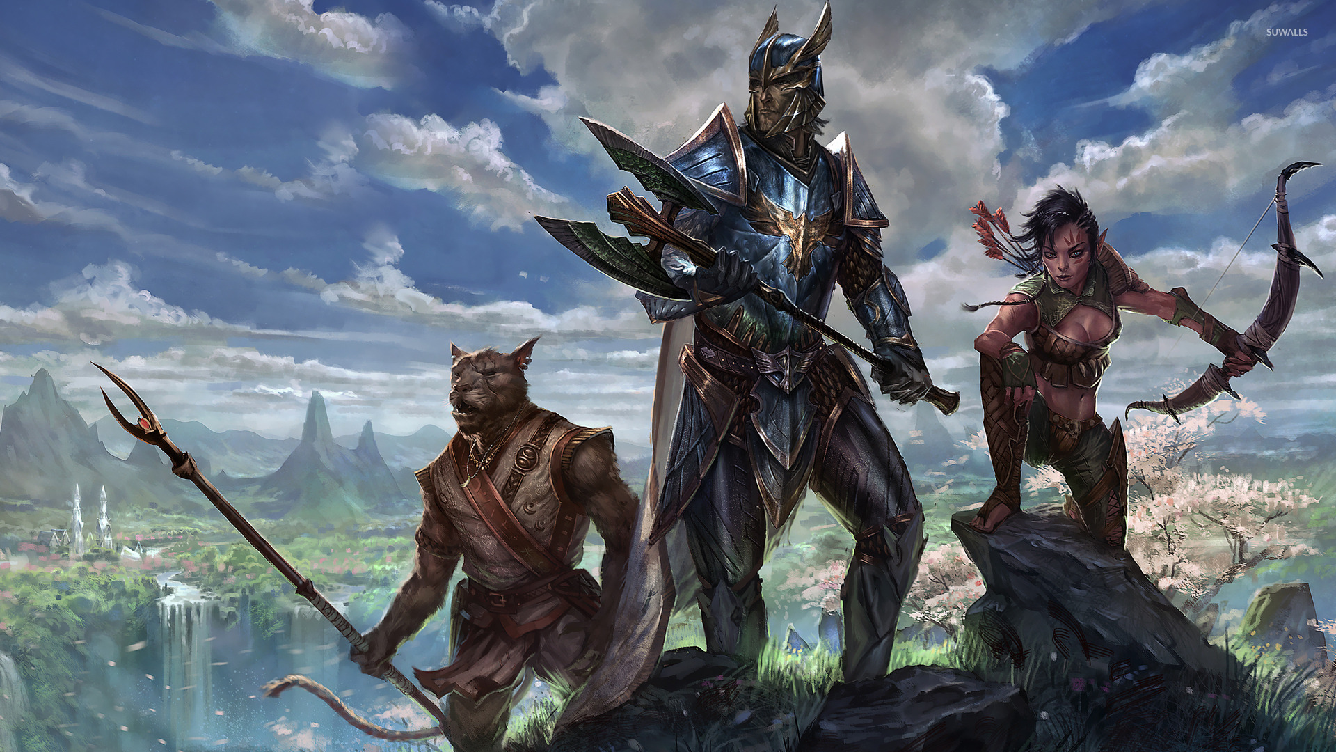 The Elder Scrolls Online 10 Wallpaper Game Wallpapers 21368