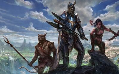 The Elder Scrolls Online [10] wallpaper
