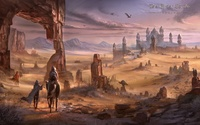 The Elder Scrolls Online [13] wallpaper 1920x1200 jpg