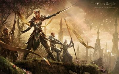 The Elder Scrolls Online [8] wallpaper