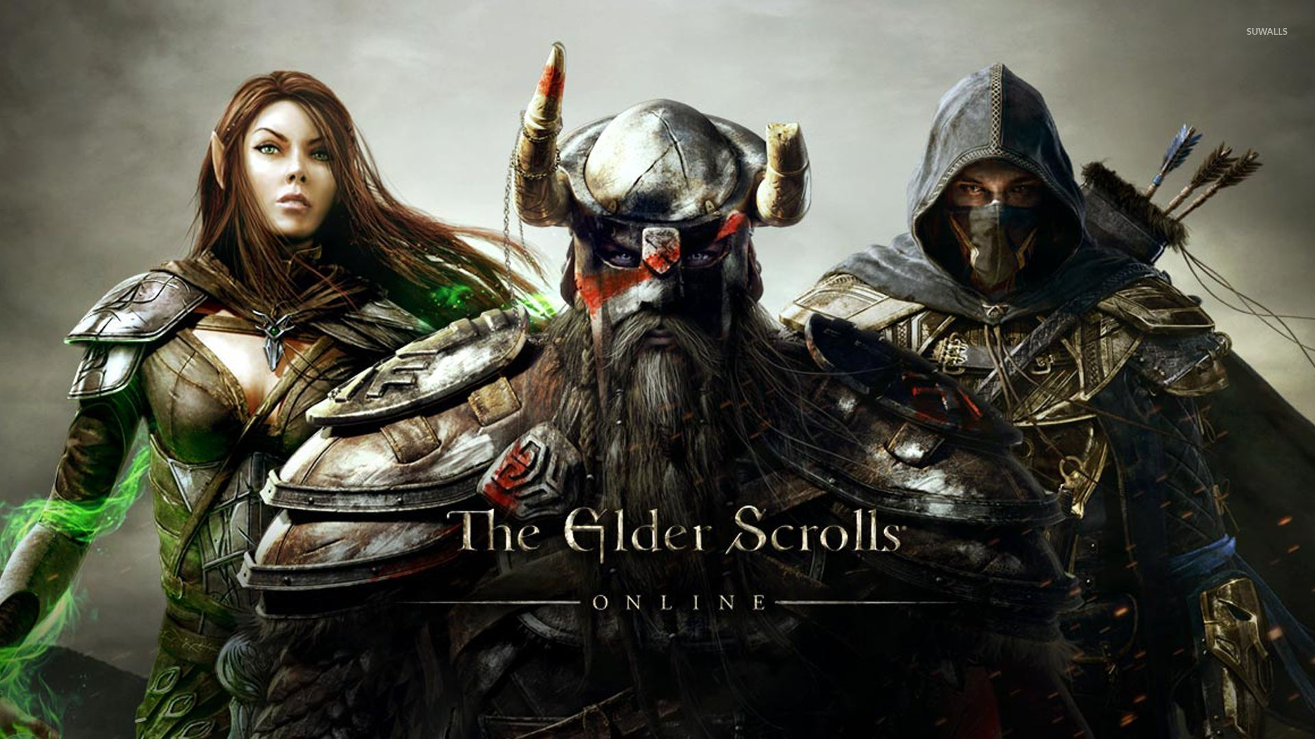 The Elder Scrolls Online Wallpaper Game Wallpapers 21633