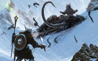 The Elder Scrolls V: Skyrim [20] wallpaper 1920x1200 jpg