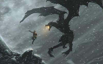 The Elder Scrolls V: Skyrim [15] wallpaper