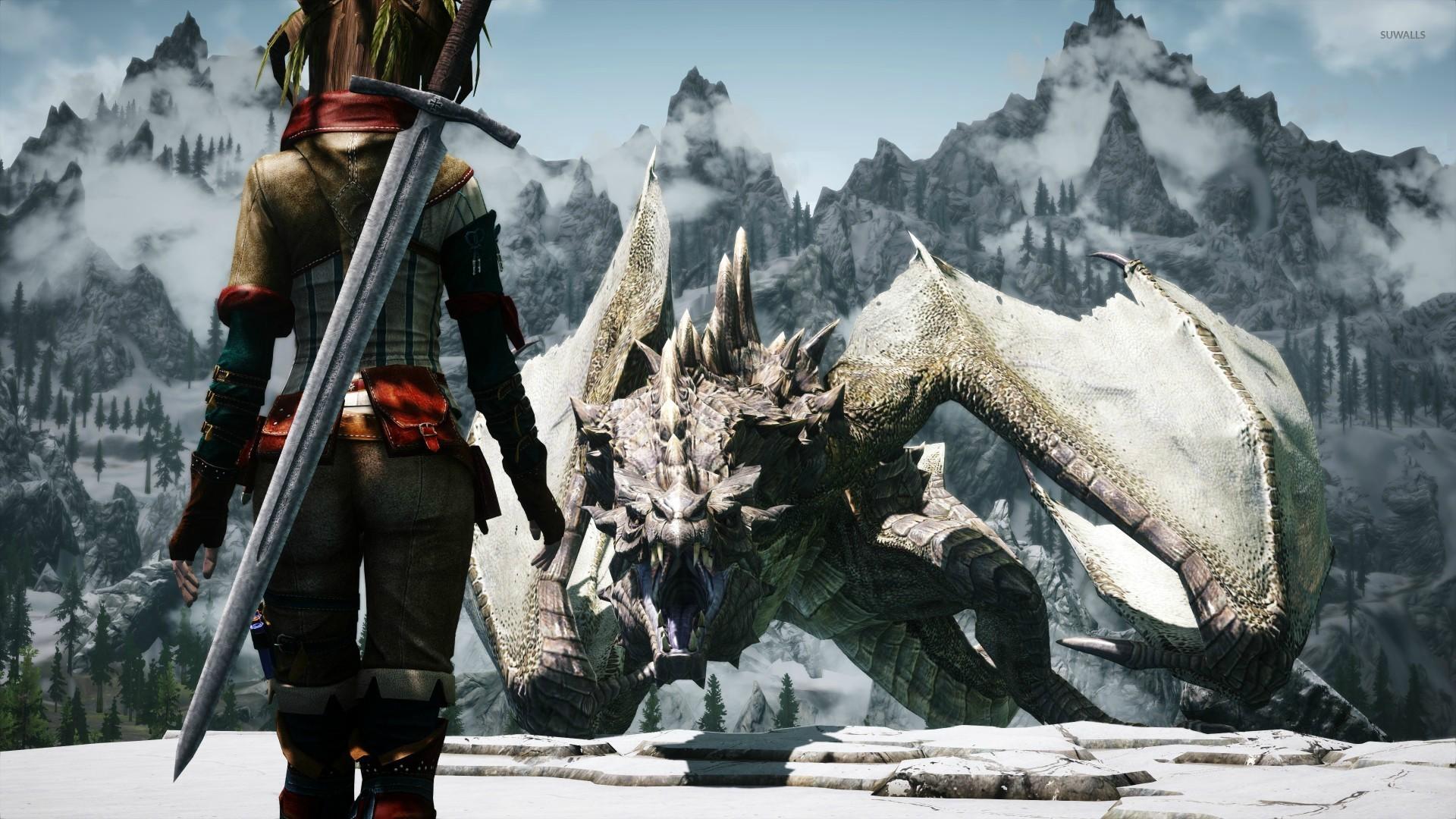 The Elder Scrolls V: Skyrim [14] wallpaper