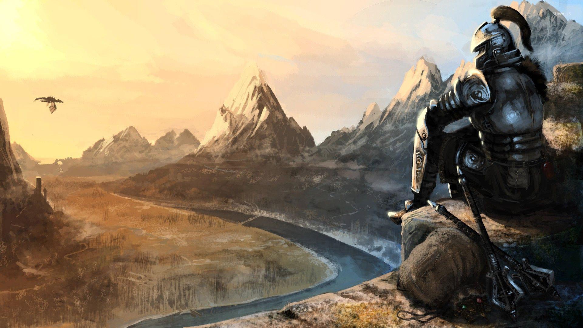 The Elder Scrolls V Skyrim Wallpaper Game Wallpapers 28593