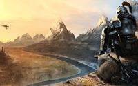 The Elder Scrolls V - Skyrim wallpaper 1920x1080 jpg