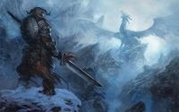 The Elder Scrolls V - Skyrim [2] wallpaper 1920x1200 jpg