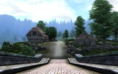 The Elder Scrolls V: Skyrim [42] wallpaper