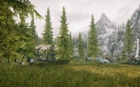 The Elder Scrolls V: Skyrim [55] wallpaper 2880x1800 jpg
