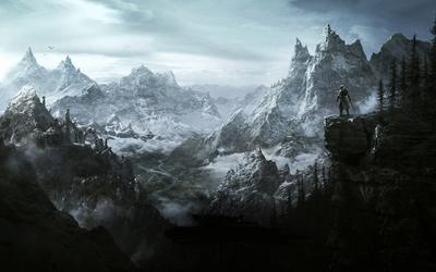 The Elder Scrolls V: Skyrim [2] wallpaper