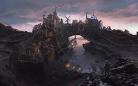 The Elder Scrolls V: Skyrim [3] wallpaper 2560x1600 jpg
