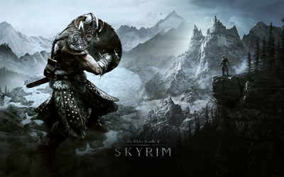 The Elder Scrolls V: Skyrim [5] wallpaper