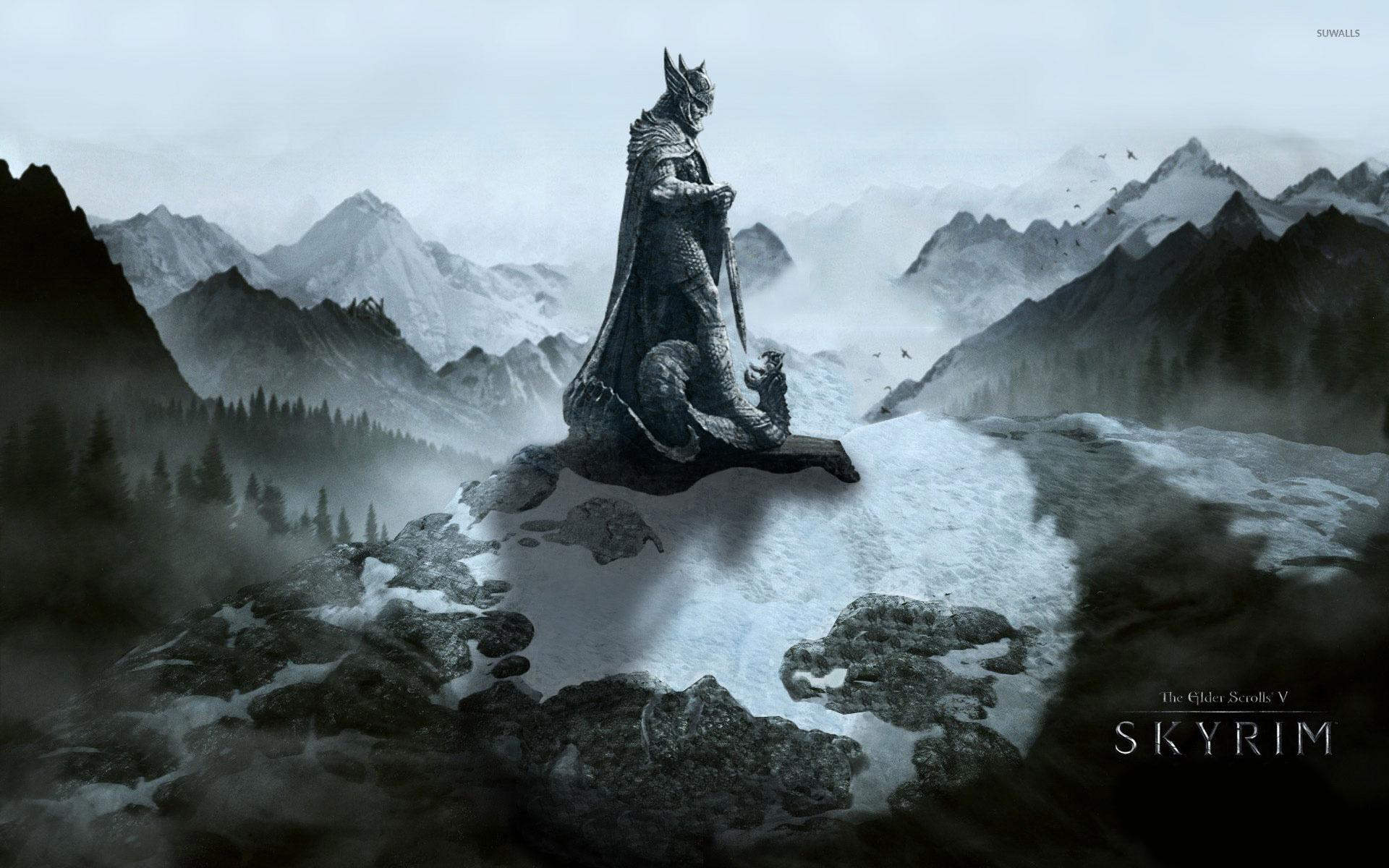 The Elder Scrolls V: Skyrim [6] wallpaper - Game wallpapers