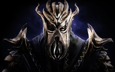 The Elder Scrolls V: Skyrim – Dragonborn wallpaper