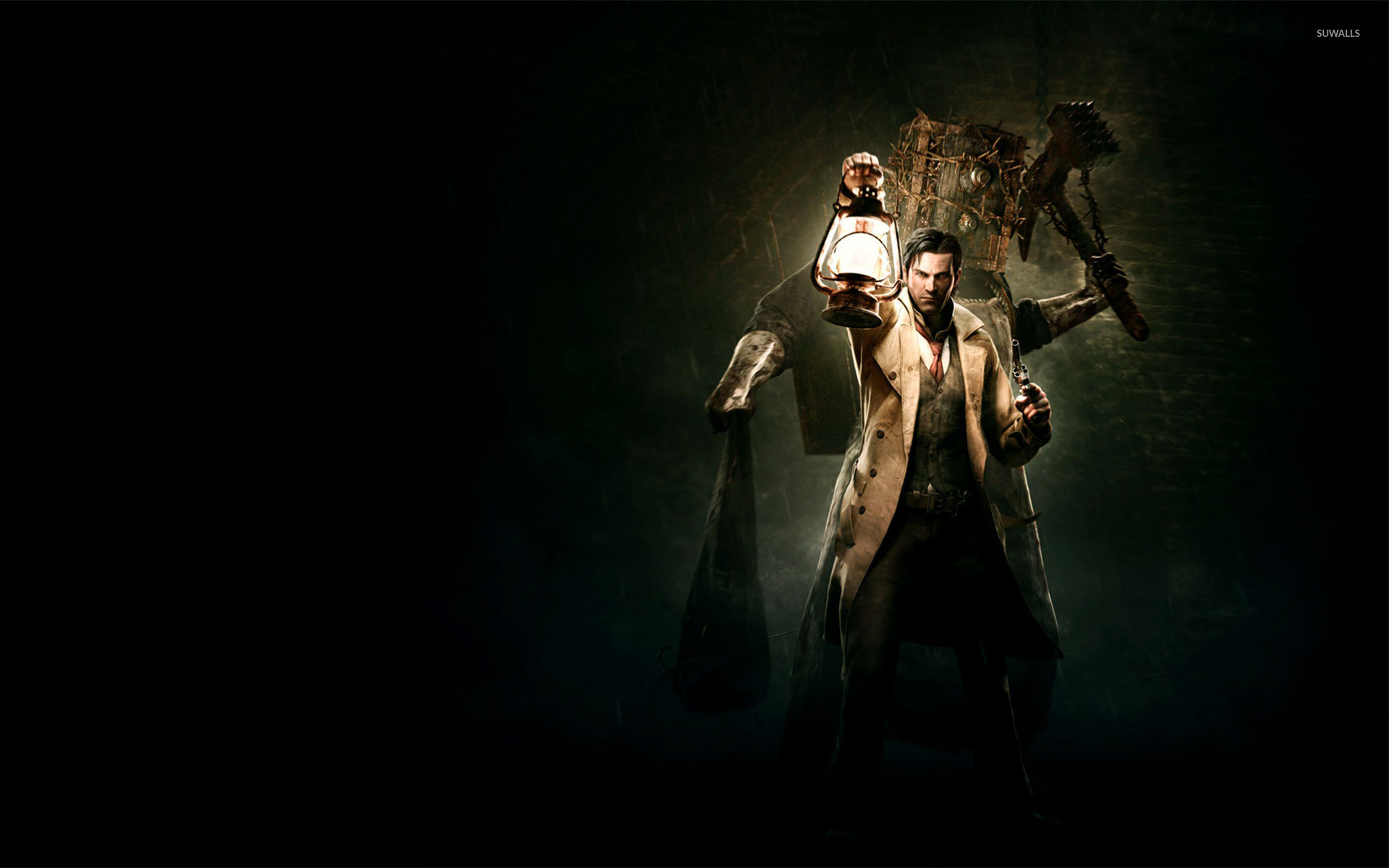 The Evil Within Wallpapers Or Desktop Backgrounds: The Evil Within [3] Wallpaper