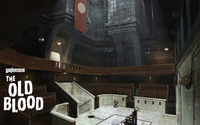 The execution chamber in Wolfenstein: The Old Blood wallpaper 1920x1080 jpg