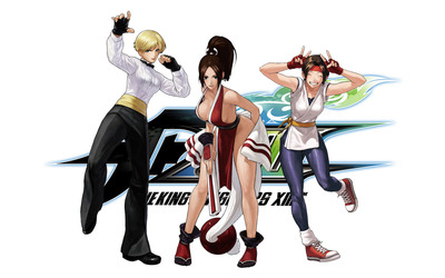 The King of Fighters [2] wallpaper