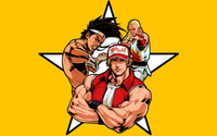 The King of Fighters wallpaper 2880x1800 jpg