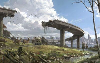 The Last of Us [6] wallpaper