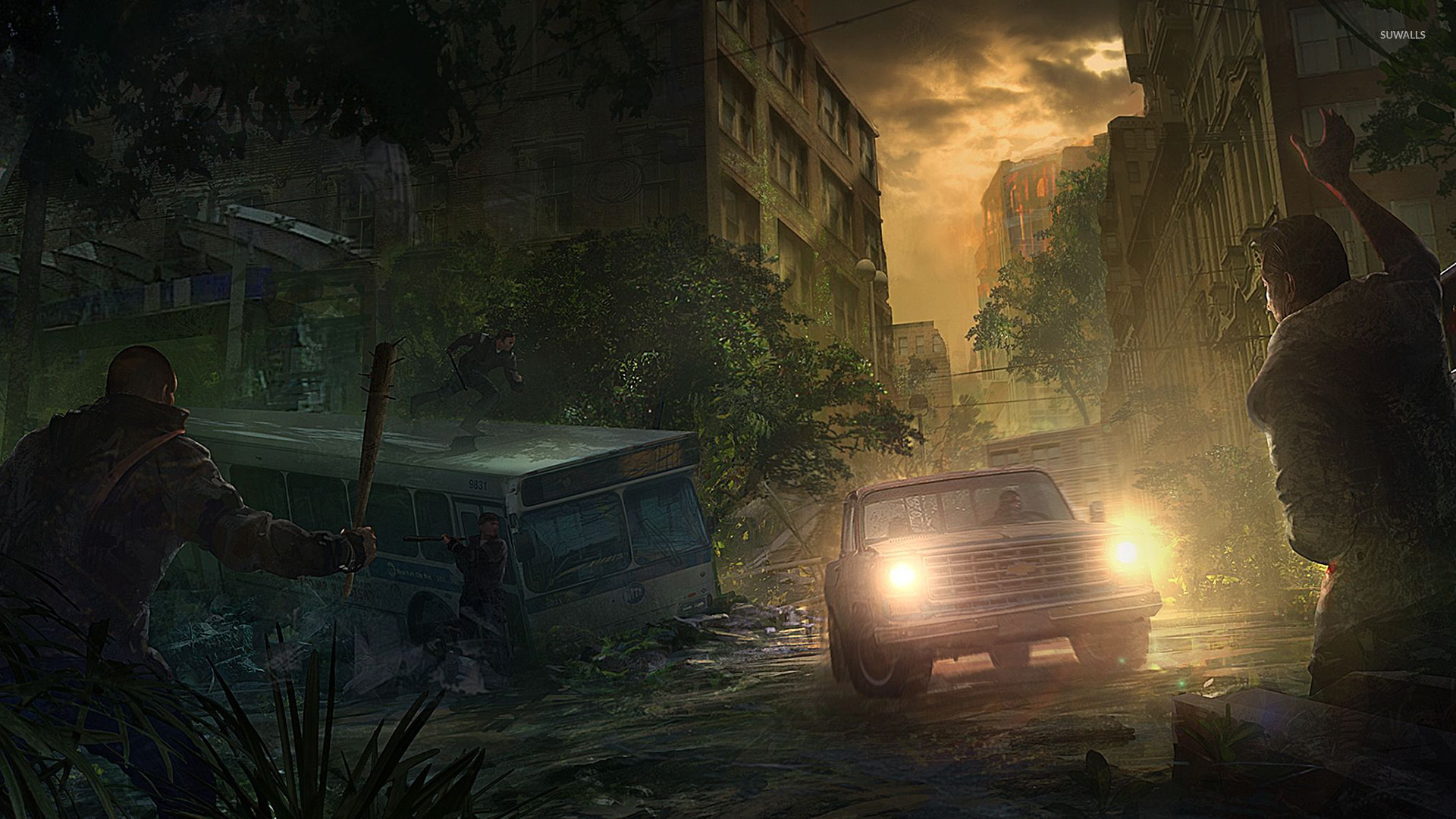 The Last of Us [10] wallpaper - Game wallpapers - #41675