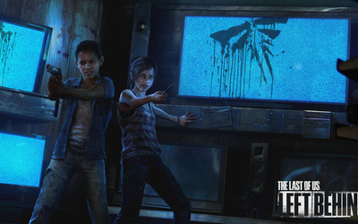 The Last of Us: Left Behind wallpaper