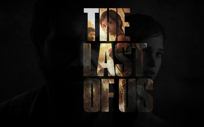 The Last of Us main characters wallpaper