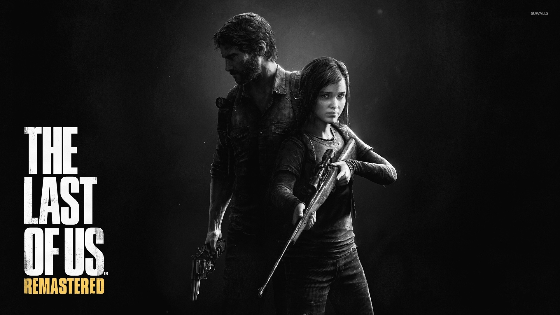 The Last Of Us Remastered Wallpaper Game Wallpapers 30707