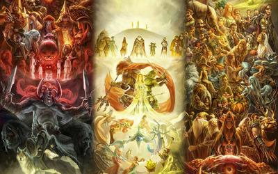 The Legend of Zelda [2] wallpaper