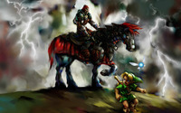 The Legend of Zelda: Ocarina of Time [2] wallpaper 2880x1800 jpg