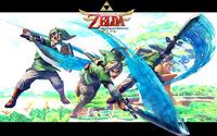 The Legend of Zelda: Skyward Sword [5] wallpaper 1920x1200 jpg