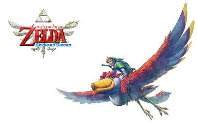The Legend of Zelda: Skyward Sword [6] wallpaper