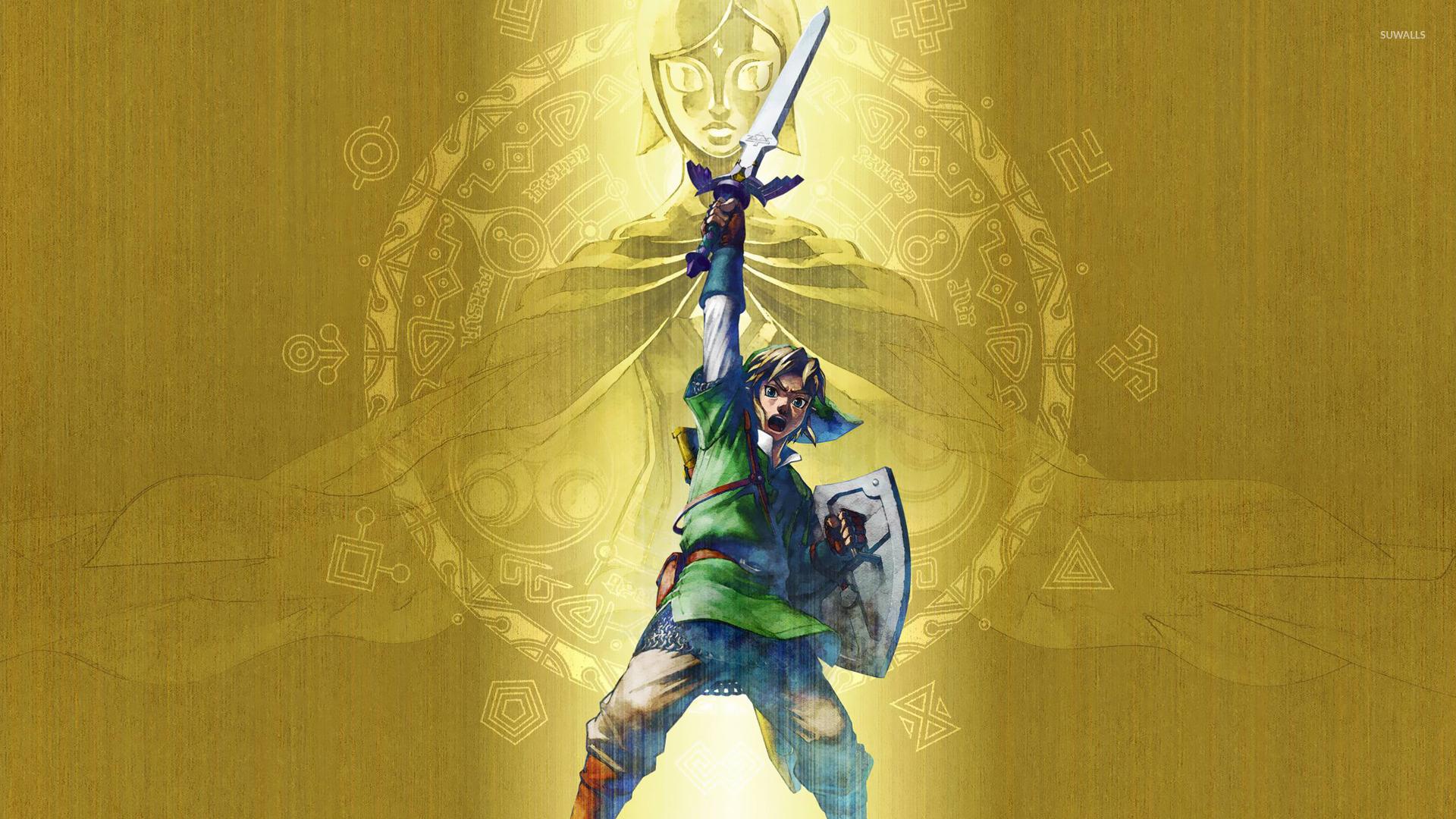 The Legend of Zelda: Skyward Sword [3] wallpaper - Game ...