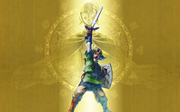The Legend of Zelda: Skyward Sword [3] wallpaper 1920x1200 jpg