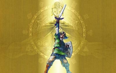 The Legend of Zelda: Skyward Sword [3] wallpaper